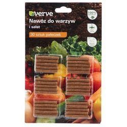 Nawóz do warzyw i sałat Verve w pałeczkach 30 szt.
