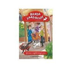 Banda Spaghetti Sprawa zaginionego psa (opr. broszurowa)