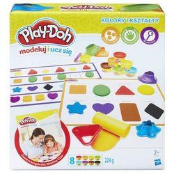 Hasbro PlayDoh Kolory i kształty