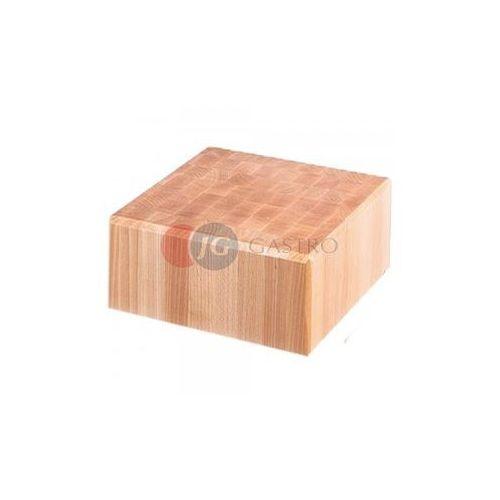 Pozostała gastronomia, Kloc masarski 400x500 drewniany 684515