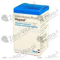HEEL HEPEEL N NA WĄTROBĘ, 50 TABLETEK