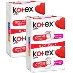 Kotex Ultra Super 24szt (2 x DUO Pack 12szt)