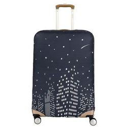 Pokrowiec zabezpieczający na walizkę średnią Travelite 318 Noc