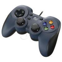 Gamepady, Gamepad Logitech 940-000135 ( PC; czarny )