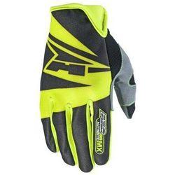 Rękawice AXO SX neonowe-żółte