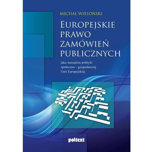 Biblioteka biznesu, Europejskie prawo zamówień publicznych (opr. miękka)