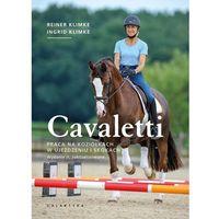 Hobby i poradniki, Cavaletti - praca na koziołkach w ujeżdżeniu i skokach. wyd. 2 (opr. twarda)