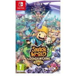 Snack World: The Dungeon Crawl - Gold Gra NINTENDO SWITCH DARMOWY TRANSPORT