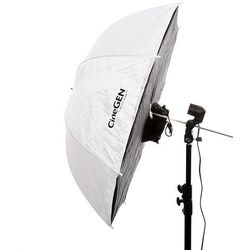 Parasolka rozpraszająca Shoot-through SOFTBOX 84cm