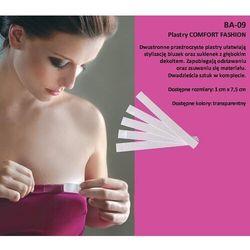 Plastry Julimex Comfort Fashion BA-09 10mm A'20 ROZMIAR: 10mm, KOLOR: transparentny, Julimex