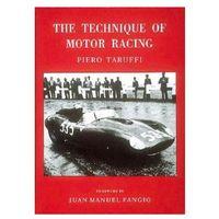 Biblioteka motoryzacji, The Technique of Motor Racing Now back in stock