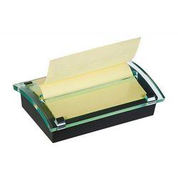 Podajnik do bloczków samoprzylepnych POST-IT Millenium Z-Notes (C2015), czarny + 1 bloczek