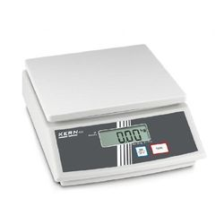 Waga kompaktowa FCE-N 15 kg odczyt 5 g [mm] 252×228×12.5