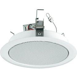 Głośnik sufitowy PA do zabudowy Monacor EDL-68/WS, 104 dB, Moc RMS: 3 W, 100 - 19 000 Hz, 100 V, Kolor: biały, 1 szt.