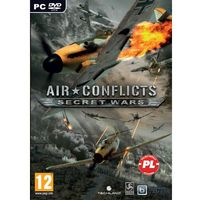 Gry na PC, Air Conflicts Secret Wars (PC)