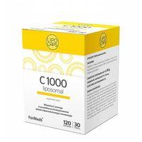 Witaminy i minerały, LIPOCAPS C 1000 witamina C Liposomalna!