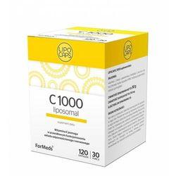 LIPOCAPS C 1000 witamina C Liposomalna!