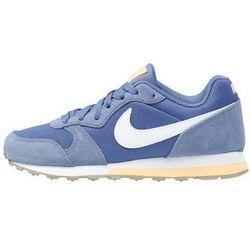 Nike Sportswear MD RUNNER 2 Tenisówki i Trampki blue moon/white/melon tint/khaki Promocja 50zł (-26%)