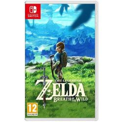 The Legend of Zelda Breath of the Wild NS