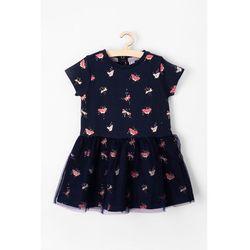 Sukienka niemowlęca 5K3604 Oferta ważna tylko do 2022-08-21