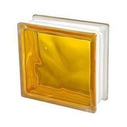Pustak szklany Seves 1908 WGL żółty
