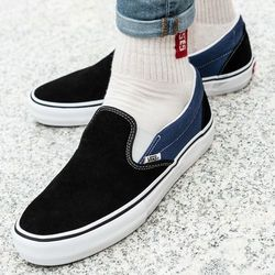 Vans X Anti Hero Slip On Pro Pfanner Black (VN0A347VVGI1)
