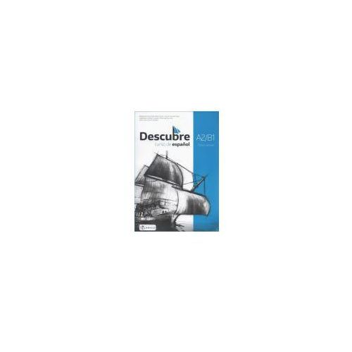 Książki dla dzieci, Descubre A2/B1 Zeszyt ćwiczeń (opr. broszurowa)