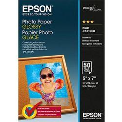 Epson C13S042545 Photo Paper Glossy 13x18, 200 g/m2, 50 arkuszy