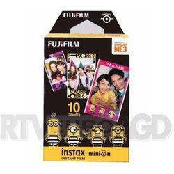 Fujifilm Instax Mini Minionki DM3 Movie 10 szt. - produkt w magazynie - szybka wysyłka!