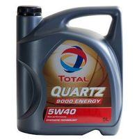 Oleje silnikowe, Total QUARTZ 9000 ENERGY 5W-40 5 Litr Pojemnik