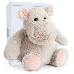 Sympatyczny hipopotam dla dziewczynki PM 25cm