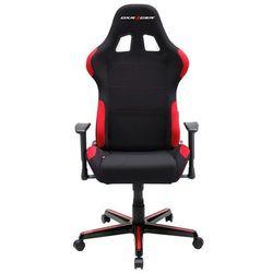 fotel DXRACER OH/FL01/NR tekstylny