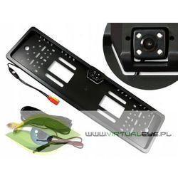 Kamera cofania typ 09 IR tablica rejestracyjna