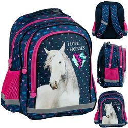 Plecak 15B Konie 17 DERFORM