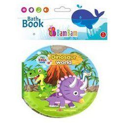 Książeczka do kąpieli Świat Dinozaurów. Darmowy odbiór w niemal 100 księgarniach!