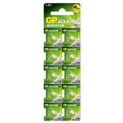 10 x bateria alkaliczna mini GP 164 / G1 / LR60 / LR620 / AG1 / L621