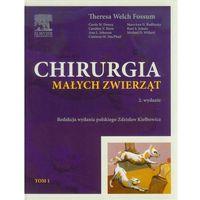 Książki medyczne, Chirurgia małych zwierzątTom 1 (opr. twarda)