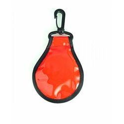 Odblask REFLEX pomarańczowy - 3 diody