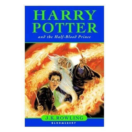 Literatura młodzieżowa, Harry Potter and the Half-Blood Prince (opr. twarda)