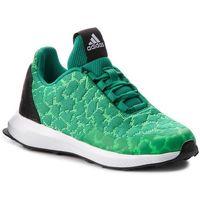 Obuwie sportowe dziecięce, Buty adidas - RapidaRun Avengers K AH2438 Bgreen/Sholim/Cblack
