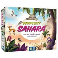 Gry dla dzieci, Odkrywcy. Sahara. Gra