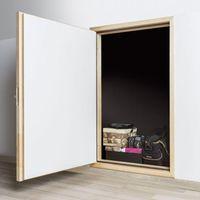 Pozostałe drzwi i akcesoria, Drzwi kolankowe FAKRO DWK 60x100