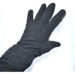 Rękawice zimowe SHARG Fleece TouchPad Black (1040BK)