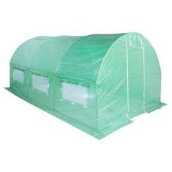 Tunel foliowy HOME&GARDEN 250 x 400 cm (10 m2) Zielony
