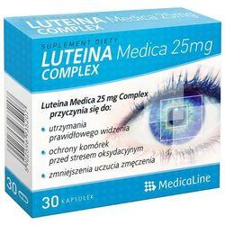 Luteina Medica 25 mg Complex kapsułki 30szt
