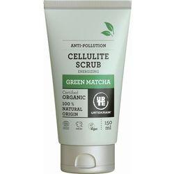 Scrub Antycellulitowy z Zieloną Matchą, Urtekram, 150 ml