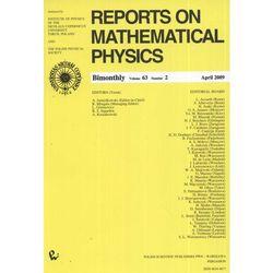 Reports on Mathematical Physics 79/2/2017 (opr. miękka)