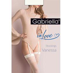 Gabriella Vanessa code 476 pończochy do paska