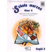 Wycinanki, Wycinanka Szkoła Marzeń kasa 2 cz. 2