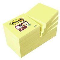 Karteczki, 3M Post-it Super Sticky 622-12SSCY-EU